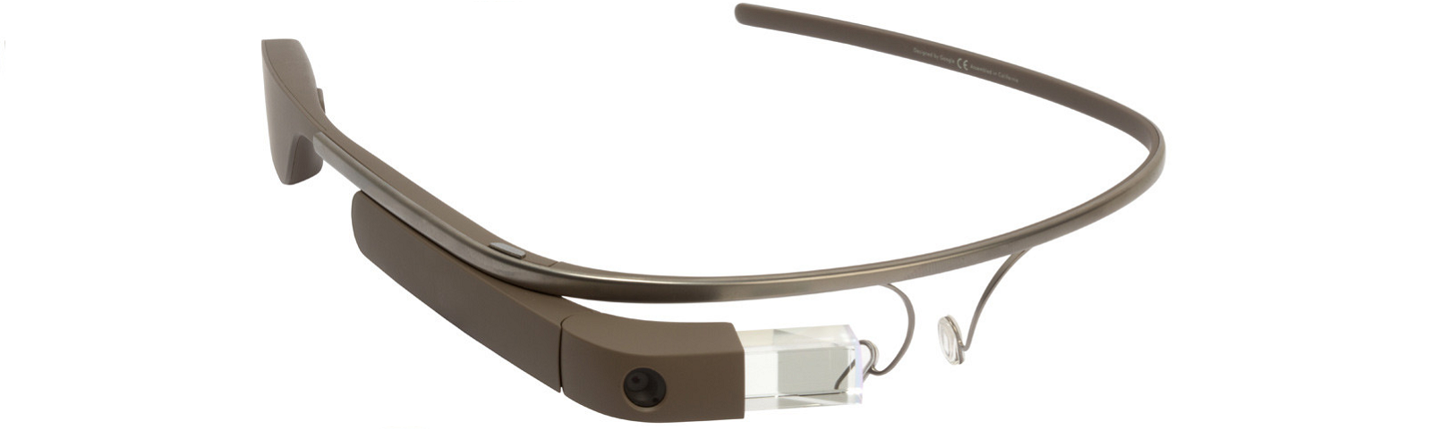 Google glass device