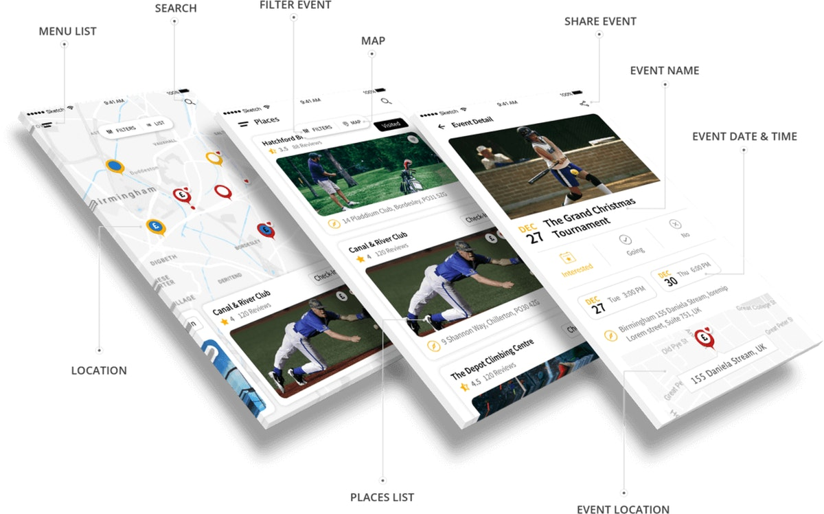 Feature App