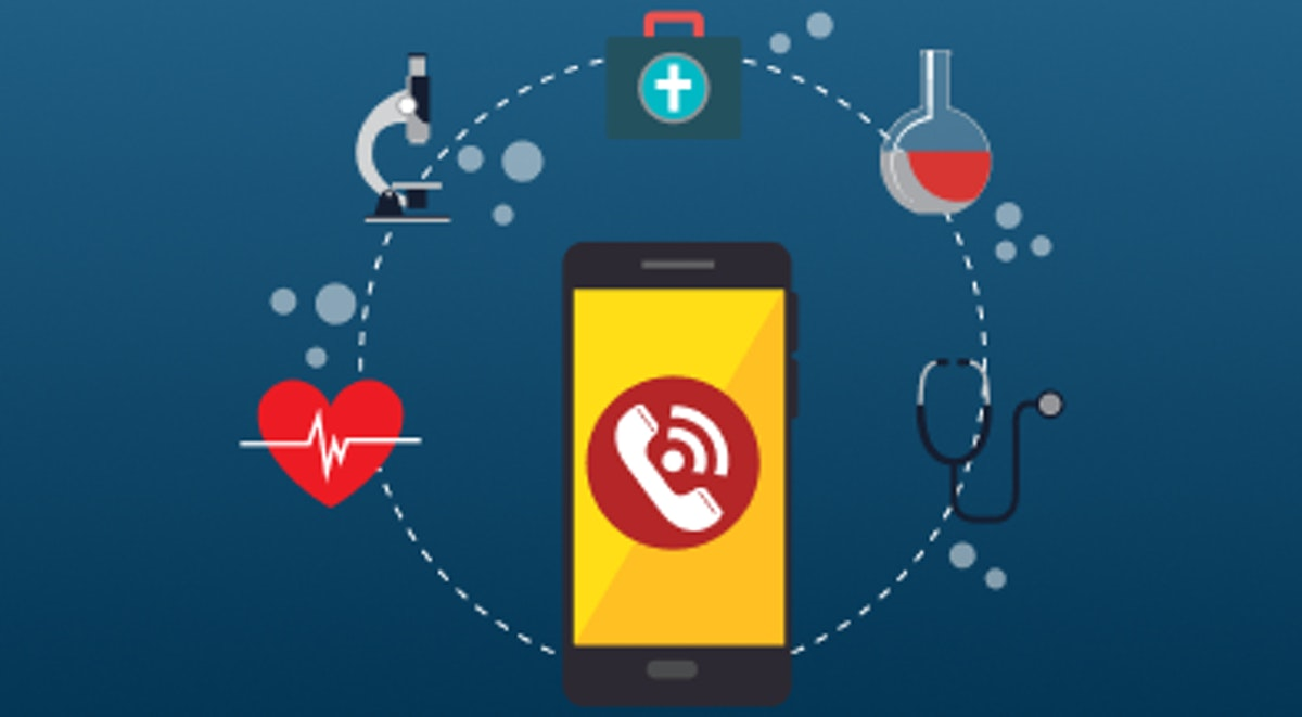 Healthcare Apps: An Easy Escape from Medical Challenges